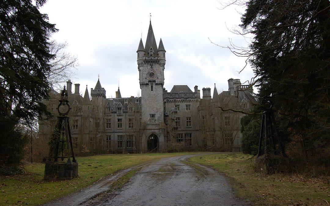 Castelul Miranda, în prag de demolare după o istorie tumultoasă