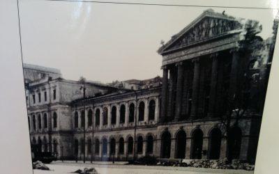 Istoria Muzeului Universitatii din Bucuresti