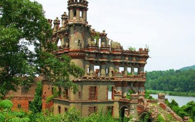 Trista istorie a castelului Bannerman de pe insula lemnului