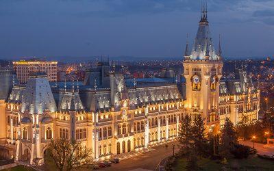 Palatul Culturii din Iași, etapele transformării lui