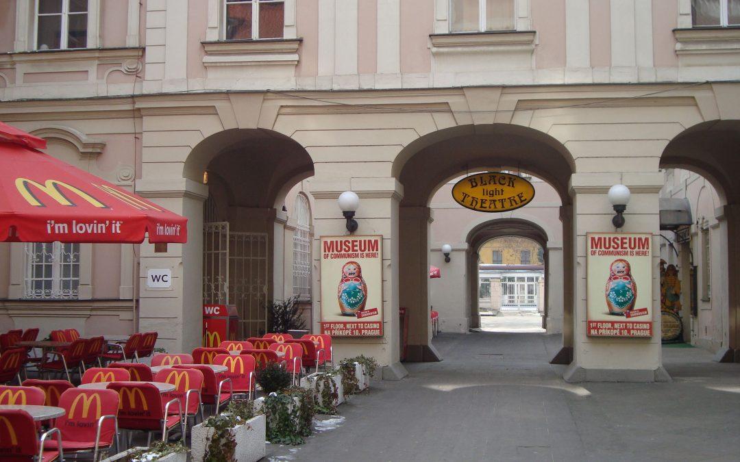 Muzeul Comunismului din Praga – Fascinaţie pentru trecut şi istorie
