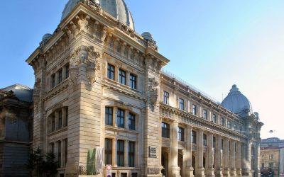 De la Palatul Poștelor la Muzeul Naţional de Istorie a României