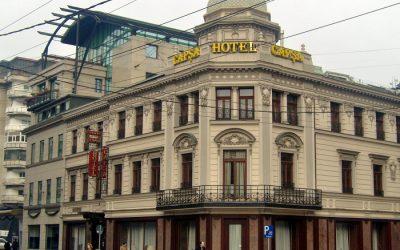 Casa Capşa, local emblematic al vieţii boeme a Bucureştiului