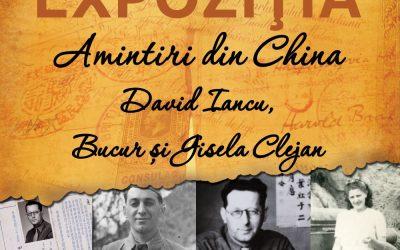 """Amintiri din China. David Iancu, Bucur și Gisela Clejan"""