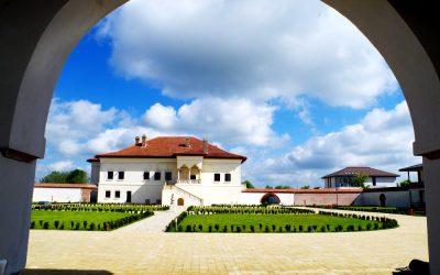 Palatul Brâncovenesc de la Potlogi, revizitat în cheie jazz
