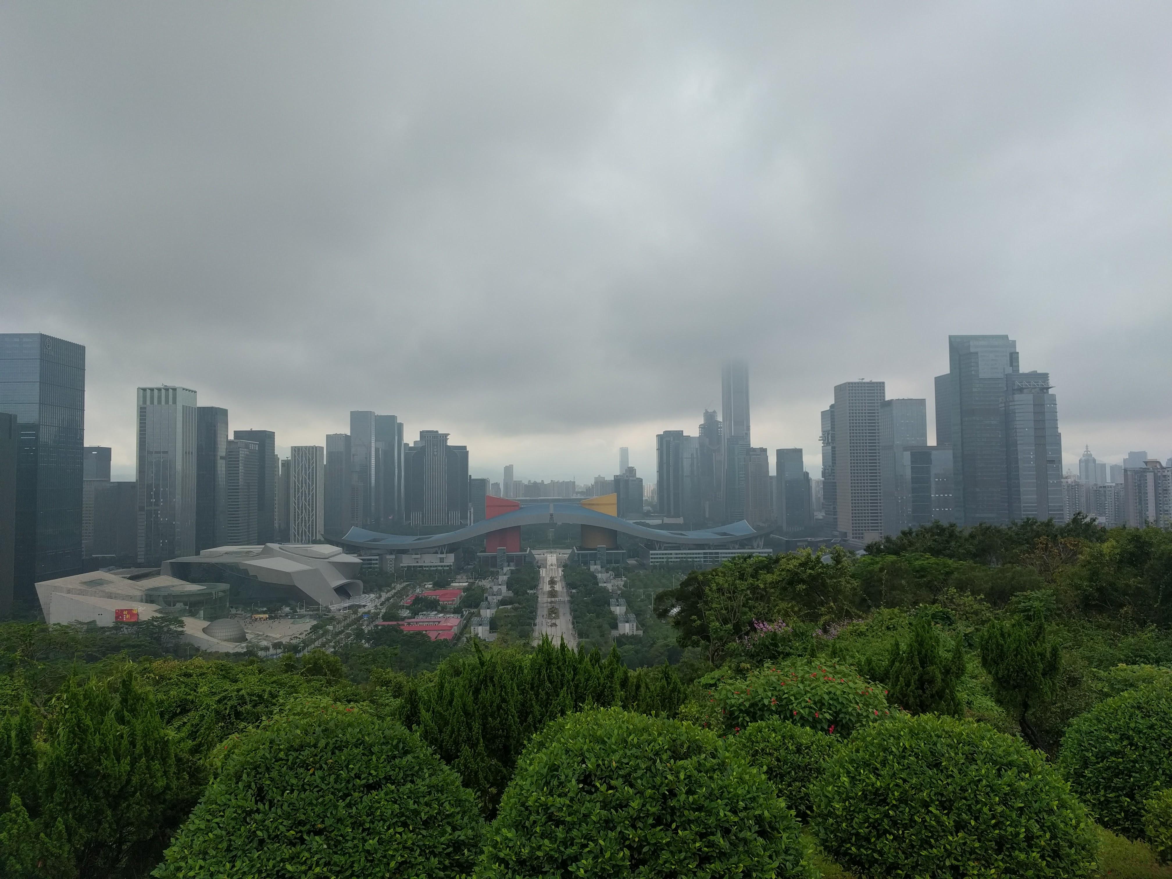Shenzhen - panorama