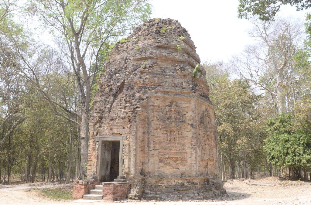 Templul din adâncul pădurii, inclus în Patrimoniul Mondial UNESCO