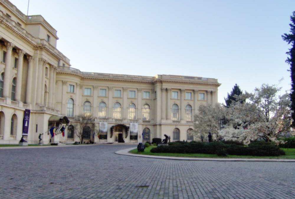 Muzeul Naţional de Artă al României – cum a ajuns fostul Palat Regal muzeu