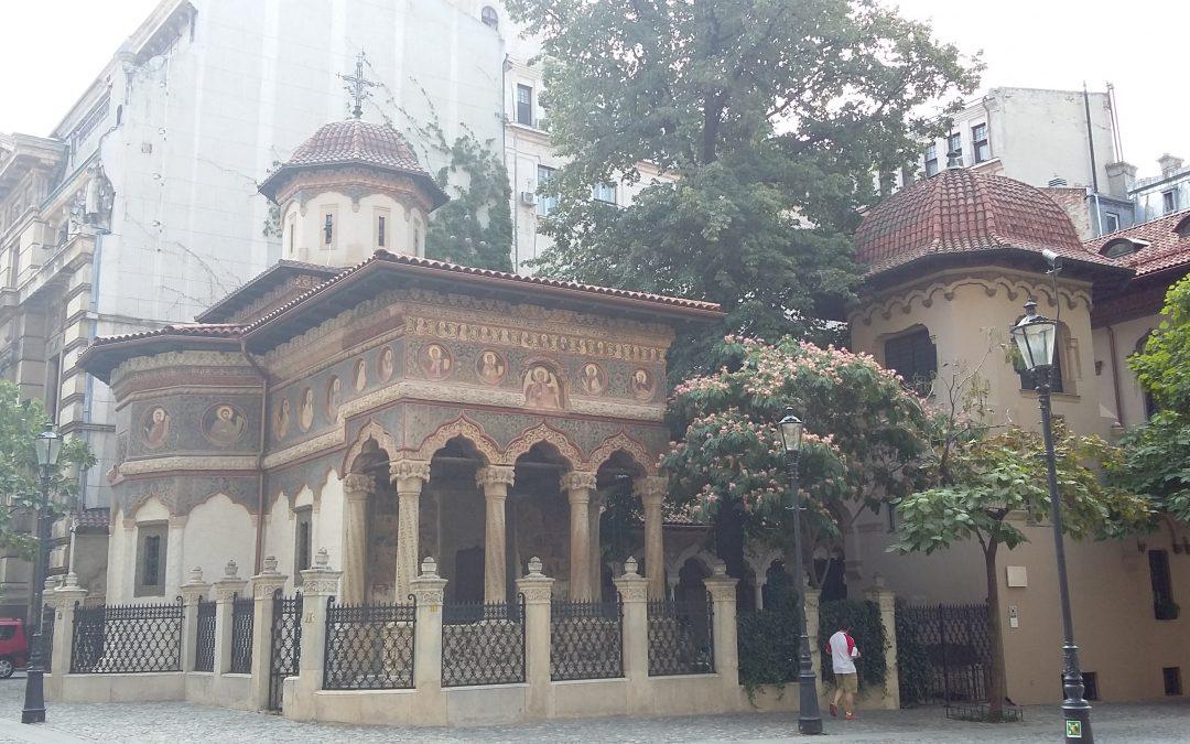 Biserica Stavropoleos – Obiectiv Turistic