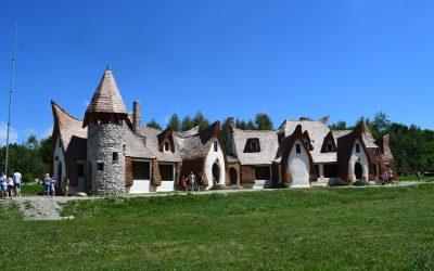 Castelul de Lut: Destinație de basm