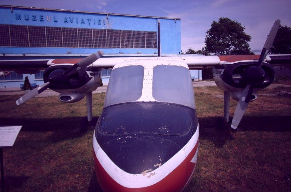 Muzeul Național al Aviației Române – o scurtă lecție de istorie