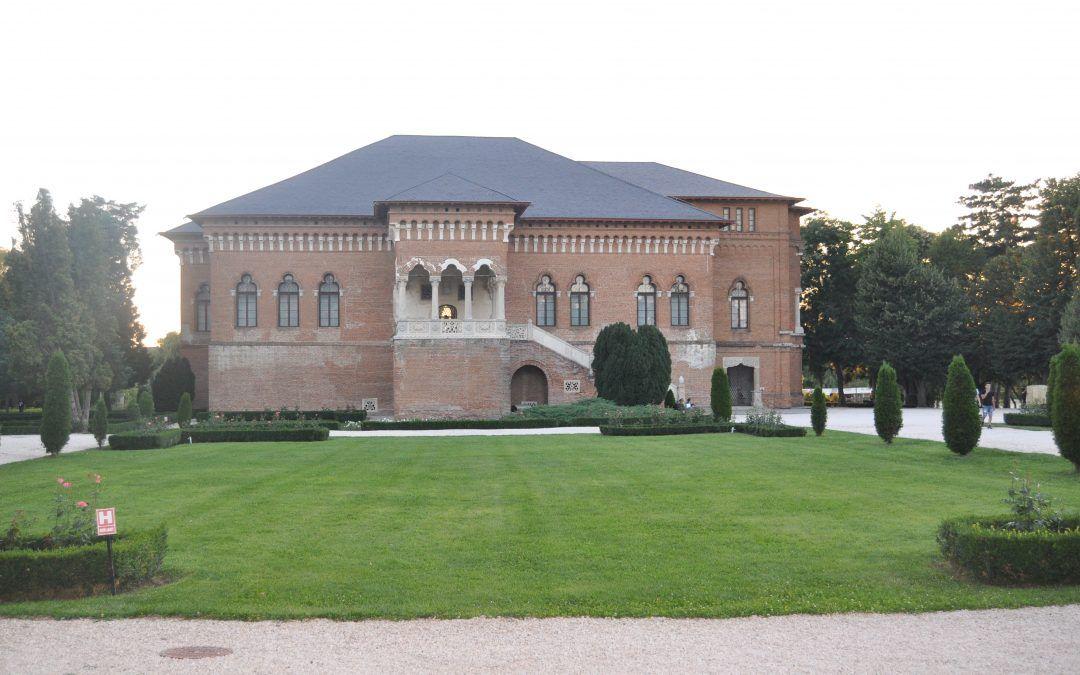 În vizită la Palat – Palatul Brâncovenesc de la Mogoşoaia