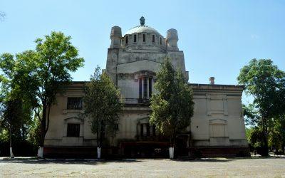 Crematoriul Cenuşa, o clădire uitată de timp ce a fost martoră în decursul anilor la evenimente ce au contribuit la scrierea istoriei