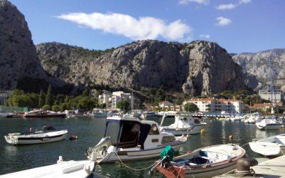 Omis -orășelul din Croația care le are pe toate