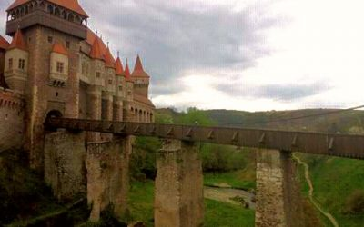 Castelul Hunedoarei – mărturie a unui trecut plin de vitejie