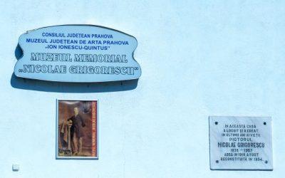 Descoperă locuri – Casa memorială Nicolae Grigorescu de la Câmpina