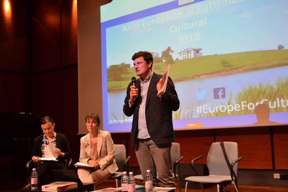 """Proiectul """"2018 – Anul European al Patrimoniului Cultural"""" se lansează oficial în Europa la începutul lunii decembrie și are un buget de 8 milioane euro"""