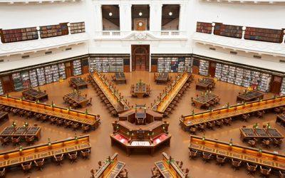 Topul celor mai frumoase spaţii publice din lume: unde se află cea mai mare sală de lectură