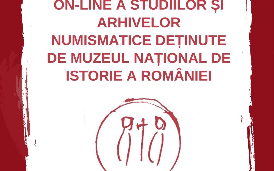 """""""Colecții numismatice. Digitizarea bunurilor de patrimoniu"""""""