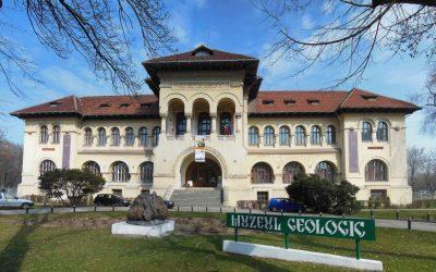 Muzeul Național de Geologie – o atractie a capitalei