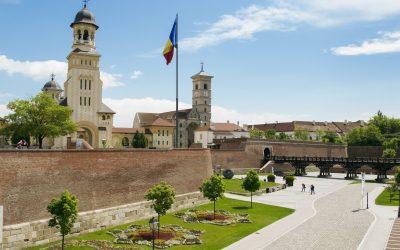 Alba Iulia, mai ușor de descoperit cu ajutorul unei aplicații