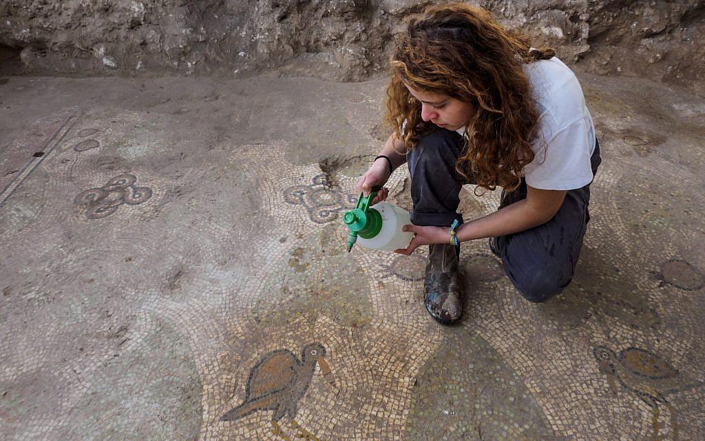 Mănăstire creștină veche de 1.500 de ani, descoperită în Israel