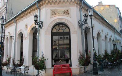 Cafeneaua Veche, un loc cu multă istorie