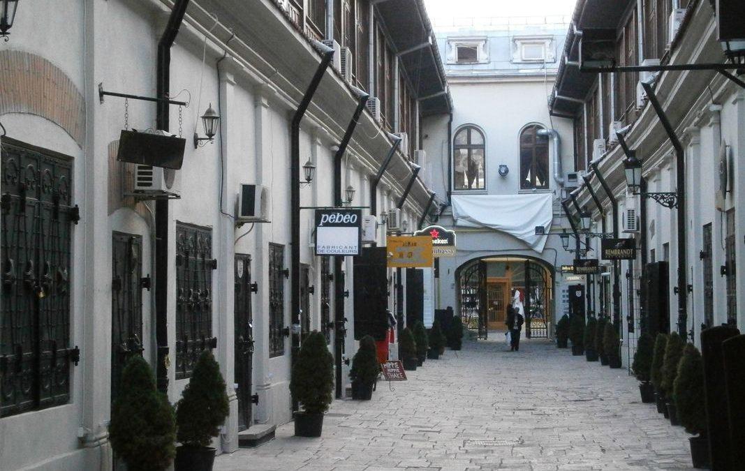 Povestea Hanului cu Tei, un simbol al Bucureștiului vechi