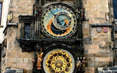 Ceasul astronomic din Praga, oprit timp de şase luni