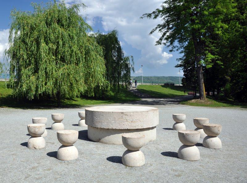 Dosarul «Ansamblul Monumental Brâncuşi de la Târgu Jiu» a fost depus la UNESCO