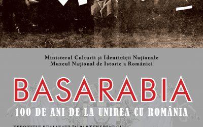 Basarabia – 100 de ani de la Unirea cu România