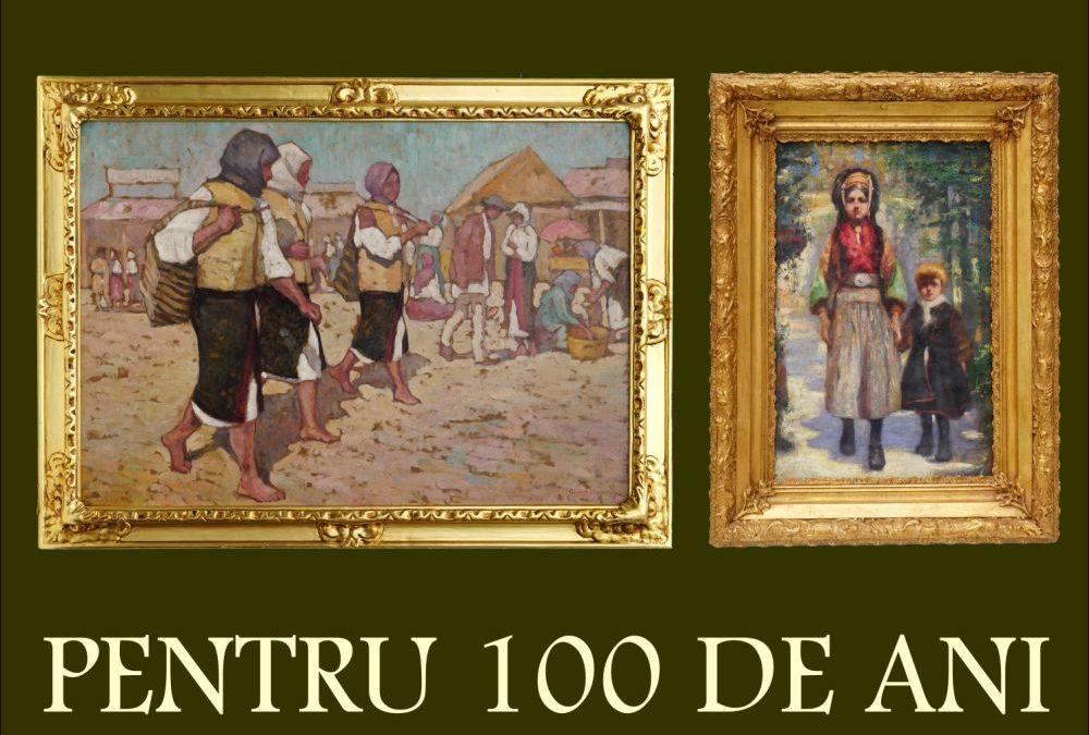 100 DE TABLOURI PENTRU 100 DE ANI LA MUZEUL ETNOGRAFIC AL TRANSILVANIEI