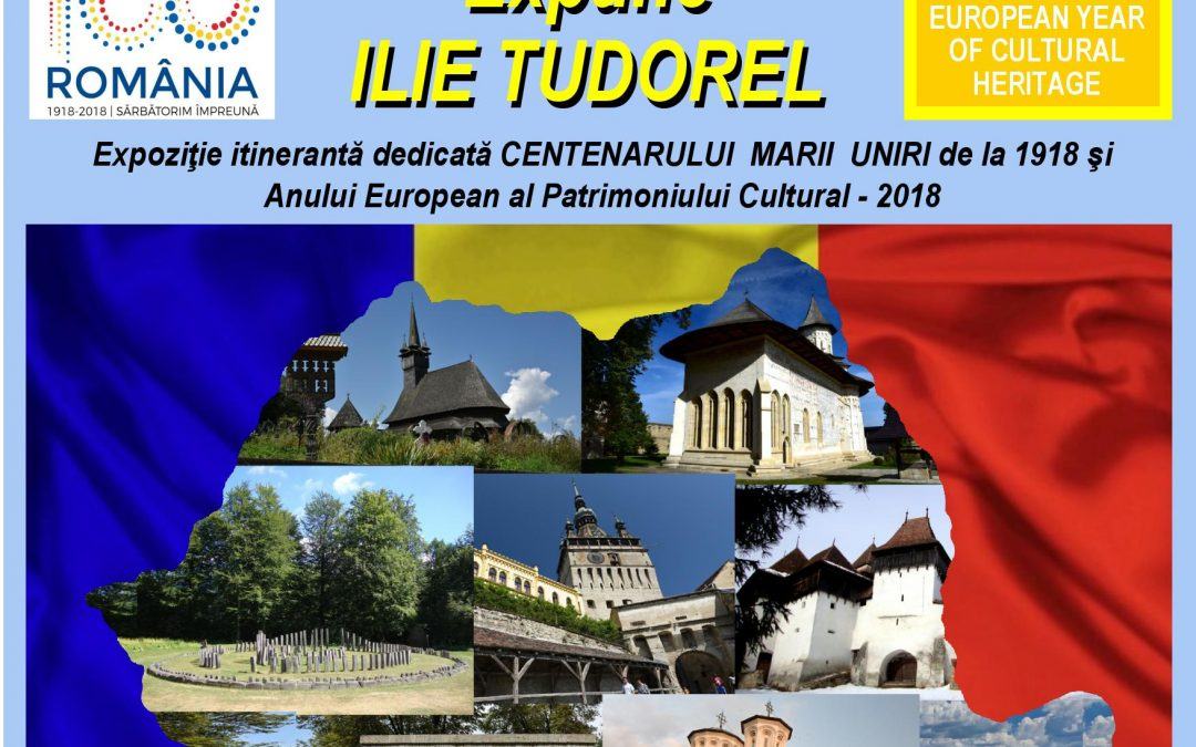 Patrimoniul UNESCO al României, într-o expoziție fotografică de excepție