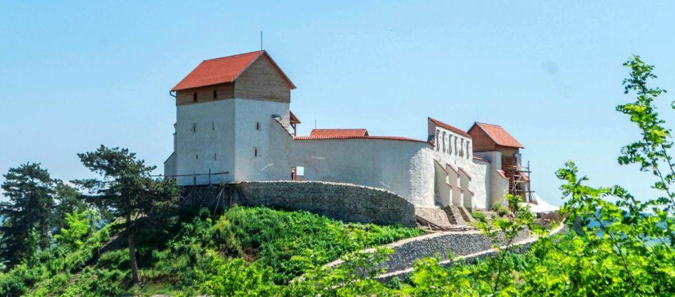 Cetatea Feldioara, fortificația Cavalerilor Teutoni, redeschisă după 30 de ani