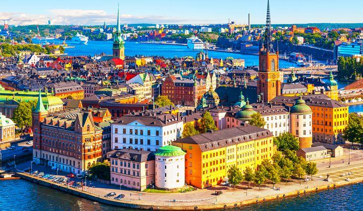 Suedia – o plimbare prin Arhipeleagul Stockholm