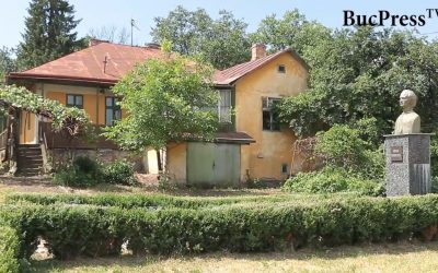Casa lui Aron Pumnul din Cernăuți, condamnată la uitare / VIDEO