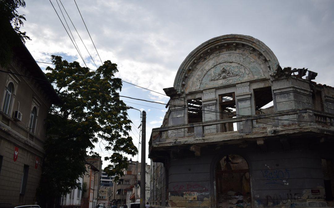 """Soarta fostului Azil Evreiesc de Bătrâni """"Elisabetheu"""" din Capitală"""