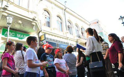 Stagiu de voluntariat: Tineri Voluntari pentru Patrimoniul Românesc Editia II
