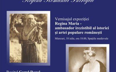 Maria, Regina României Întregite – 80 de ani de la moartea suveranei
