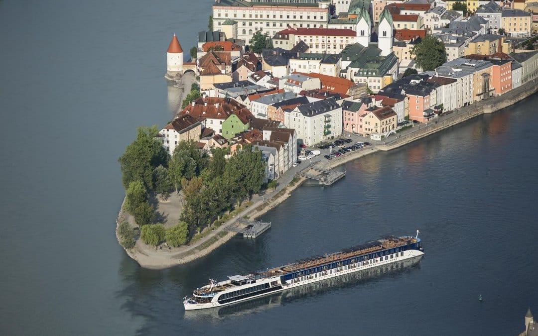 Cum să traversezi trei țări pe valurile Dunării