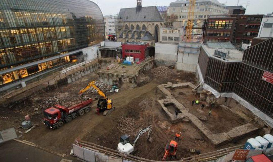 Rămăşiţele unei biblioteci publice de acum două milenii, descoperite în Germania