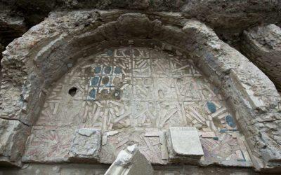 Una dintre cele mai vechi biserici creştine din Roma, descoperită din întâmplare