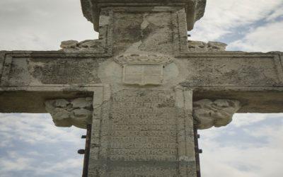 Locuri de lângă noi: Crucea Domnitorului din comuna Melicești, județul Prahova / FOTO