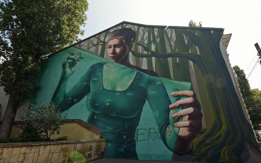 Arta stradală – graffiti o formă modernă de exprimare