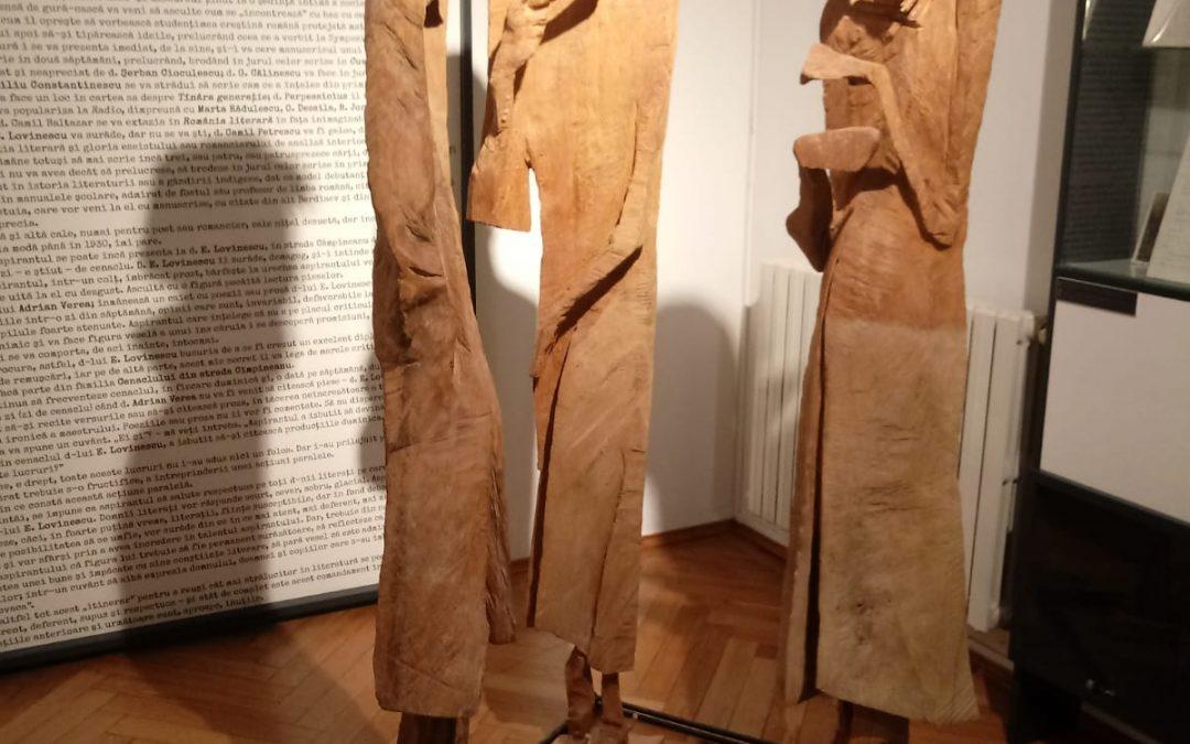 Modernitate și tradiționalism: Muzeul Național al Literaturii Române