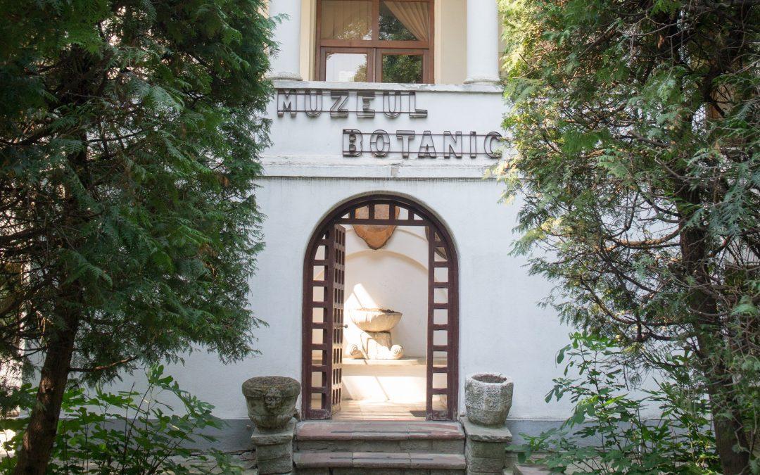 Muzeul Botanic, locul în care plantele fac istorie