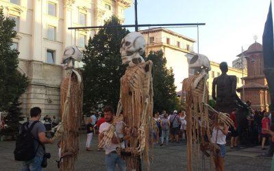 București-ul artistic în haine de festival