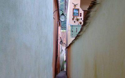 Strada Sforii din Brașov, redeschisă publicului
