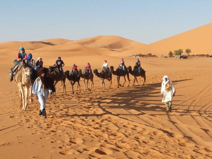 Pe drumul negustorilor de mirodenii – Traversând Sahara