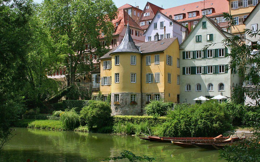 Turnul lui Hölderlin din Tübingen – un loc dedicat iubitorilor literaturii